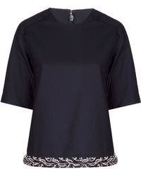 3.1 Phillip Lim Boxy T Shirt - Lyst