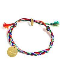 La Mome Bijou - Rebel Rebel Friendship Bracelet - Lyst