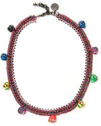 Venessa Arizaga - Freak Show Necklace - Lyst