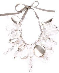 Antonella Filippini - Drop Bead Necklace - Lyst
