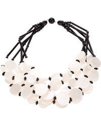 Antonella Filippini - Pearly Bead Necklace - Lyst