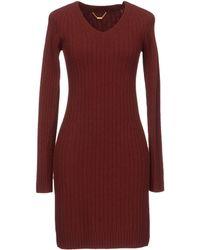 The Row Short Dress - Lyst