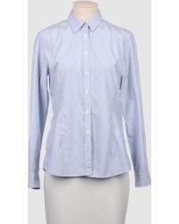 Glanshirt - Short Sleeve Shirt - Lyst