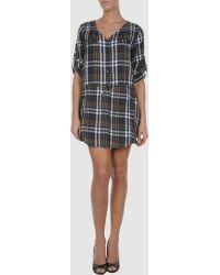 Le Mont St Michel Short Dress - Lyst