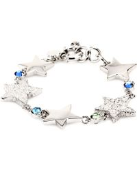Marc By Marc Jacobs - Throwing Stars Bracelet - Lyst