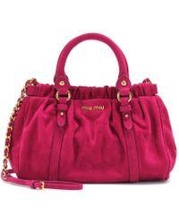 Miu Miu Mini Handbag - Lyst
