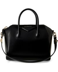 Givenchy Antigona Small Smooth-Leather Tote - For Women - Lyst