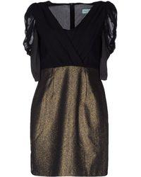 Almost Famous - Short Dress - Lyst
