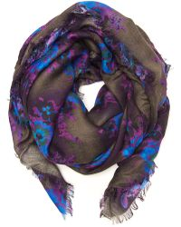 Christopher Kane   Bouquet Scarf   Lyst