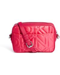 DKNY Active - Quilted Nyl Camera Bag - Lyst