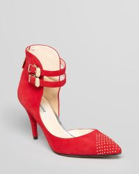 Guess Pointed Toe Pumps - Dalinda High Heel - Lyst