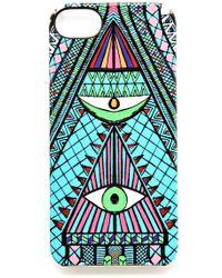 Mara Hoffman 3rd Eye Iphone 5 Case - Lyst