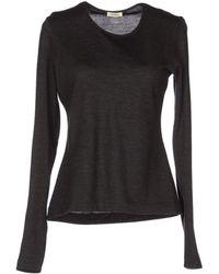 Fedeli Long Sleeve Sweater - Lyst