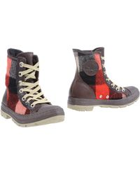 Converse Ankle Boots - Lyst