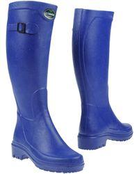 Le Chameau Boots - Blue