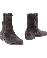 Lidfort - Ankle Boots - Lyst