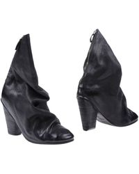 Marsell Ankle Boots - Lyst