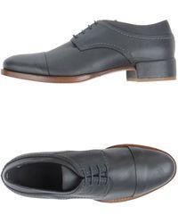 Roberto Del Carlo Laced Shoes - Lyst
