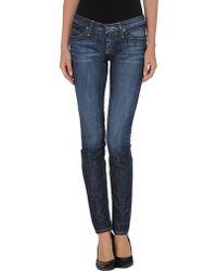 Robin's Jean Denim Trousers - Blue