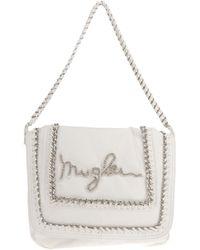 Thierry Mugler - Medium Fabric Bag - Lyst