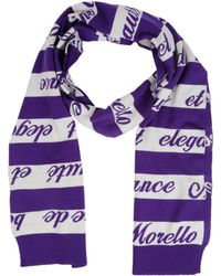 Frankie Morello - Oblong Scarf - Lyst