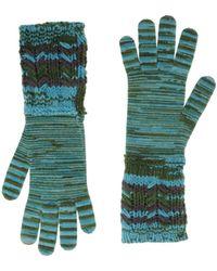 Missoni Gloves - Lyst