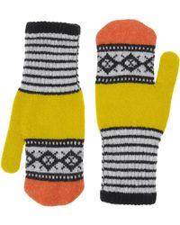 Quinton-chadwick Gloves - Yellow