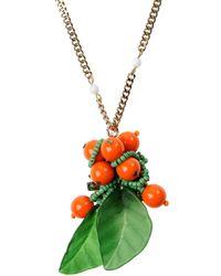 Rada' Necklace - Green