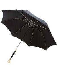 Alexander McQueen Skull Handle Umbrella - Lyst