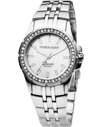 Dyrberg/Kern - Colette Silver and White Ladies Watch - Lyst