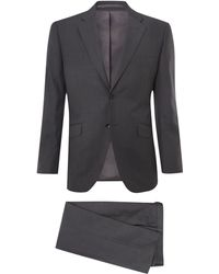 Howick Tailored Lansbury Twill Nested Suit - Lyst