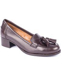 Jones Bootmaker - Ginevra 2 Smart Flat Shoe - Lyst