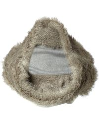 Linea Weekend - Faux Fur Snood with Knitted Lining - Lyst