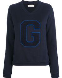 Mauro Grifoni - G Patch Sweatshirt - Lyst