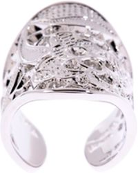 Ted Baker - Lace Ring - Lyst