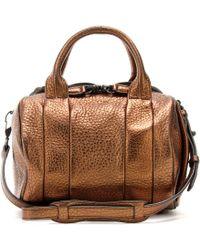 Alexander Wang Rockie Studded Leather Shoulder Bag - Lyst