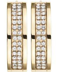 Dyrberg Kern Hennie Shiny Gold Earrings - Lyst