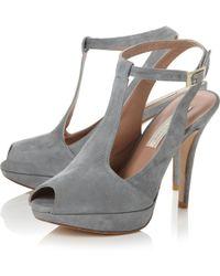 Pied a Terre | Jacor Tbar Dressy Sandals | Lyst