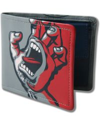 Santa Cruz - Yes Hand Wallet Mens - Lyst