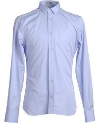 Dior Long Sleeve Shirt - Blue