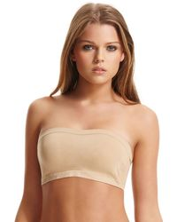 Ash - Fashion Forms Structured Bandeau with Wire - Lyst