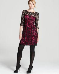 Milly Lace Dress Stella - Lyst