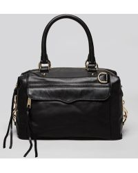 Rebecca Minkoff Satchel Mab Mini - Black