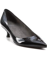 Stuart Weitzman Court Shoes Poco - Black