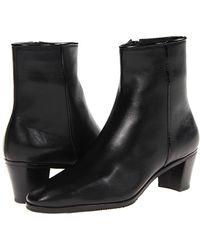 Gravati Short Side Zip Boot - Lyst