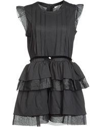 Miu Miu Short Dress - Gray