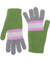 Quinton-chadwick Gloves - Green