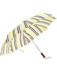 J.Crew Pocket Umbrella - Natural