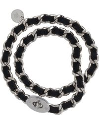 Mulberry Bayswater Chain Bracelet - Lyst