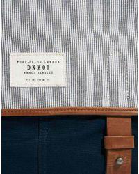 Pepe Jeans Messenger Bag - Blue